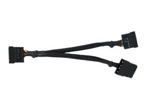 Hiper Molex to 2x SATA Cable (2 pcs)