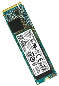Toshiba XG5 KXG50ZNV1T02 1TB Single sided NVMe SSD PCIe 3.1a Gen 3 x 4 Lane Super fast