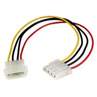 12in LP4 Power Extension Cable - M/F