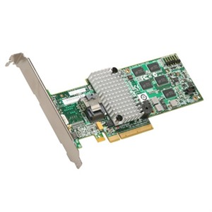 LSI MegaRAID 9260-4i SAS/SATA RAID - 4-port kit