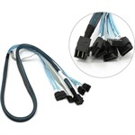 LSI 1m Internal Cable SFF8643 to x4 SATA HDD