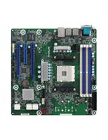 ASRock Rack X470D4U MicroATX Server Motherboard  for Ryzen