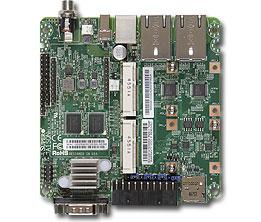 Boston - Supermicro Motherboard A1SQN-E (Retail)