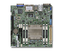 Supermicro Motherboard A1SRI-2558F (Retail)