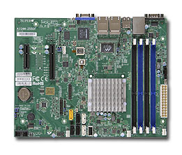 Supermicro Motherboard A1SRM-2558F (Retail)