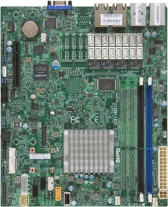 Supermicro Motherboard A1SRM-LN5F-2358 (Retail)