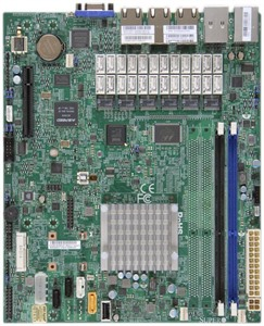 Supermicro Motherboard A1SRM-LN7F-2358 (Retail)