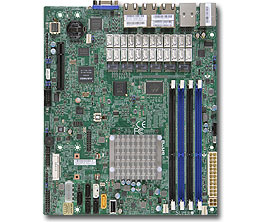 Supermicro Motherboard A1SRM-LN7F-2758 (Retail)
