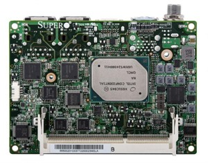 Supermicro Motherboard A2SAP-H (Retail)