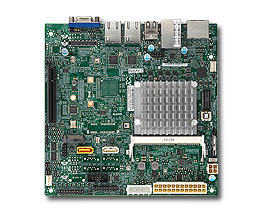 Supermicro Motherboard A2SAV-L (Retail)