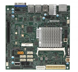 Supermicro Motherboard A2SAV (Retail)