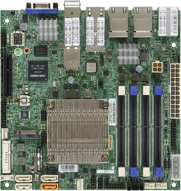 Supermicro Motherboard A2SDI-16C-TP8F (Retail)