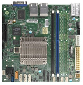 Supermicro Motherboard A2SDi-4C-HLN4F (Retail)
