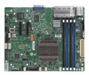 Supermicro Motherboard A2SDV-8C-LN8F (Retail)