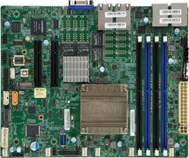 Supermicro Motherboard A2SDV-8C-TLN5F (Retail)