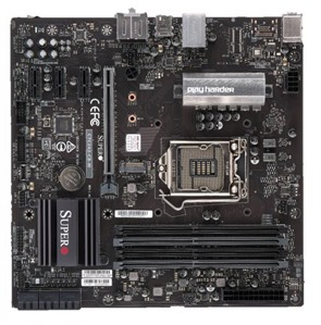 Supermicro Motherboard C7C242-CB-M (Retail)