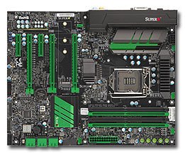 Supermicro Motherboard C7Z170-OCE (Retail)