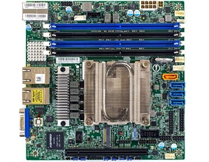 Supermicro Motherboard M11SDV-4CT-LN4F (Retail)