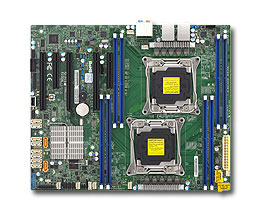 Supermicro Motherboard X10DAL-I (Retail)