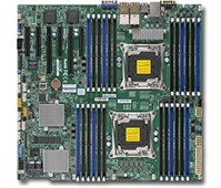 Supermicro Motherboard X10DRC-LN4+ (Retail)
