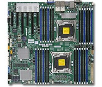 Supermicro Motherboard X10DRC-T4+ (Retail)
