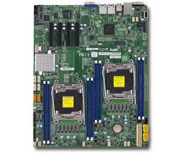 Supermicro Motherboard X10DRD-I (Retail)