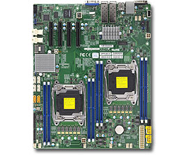 Supermicro Motherboard X10DRD-INTP (Retail)