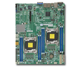 Supermicro Motherboard X10DRD-L (Bulk)