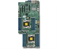 Supermicro Motherboard X10DRFF-CTG (Bulk)