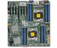Supermicro Motherboard X10DRH-CT (Retail)
