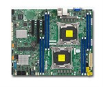 Supermicro Motherboard X10DRL-C (Bulk)