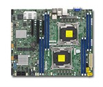 Supermicro Motherboard X10DRL-CT (Bulk)