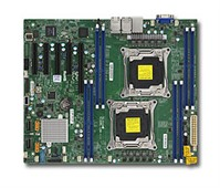 Supermicro Motherboard X10DRL-LN4 (Retail)