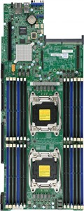 Supermicro Motherboard X10DRT-B+ (Retail)