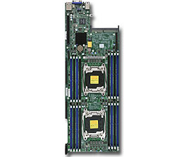 Supermicro Motherboard X10DRT-PS (Bulk)