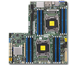 Supermicro Motherboard X10DRW-IT (Bulk)
