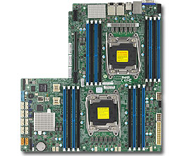 Supermicro Motherboard X10DRW-NT (Retail)