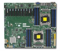 Supermicro Motherboard X10DRX (Bulk)