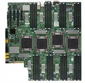 Supermicro Motherboard X10QBL-4