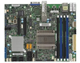 Supermicro Motherboard X10SDV-4C-7TP4F (Retail)