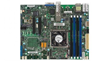Supermicro Motherboard X10SDV-4C+-TP4F (Retail)