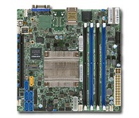 Supermicro Motherboard X10SDV-F (Retail)