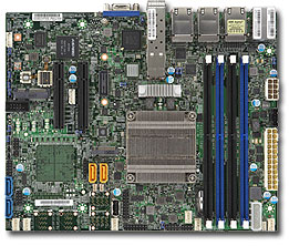 Supermicro Motherboard X10SDV-TP8F (Retail)