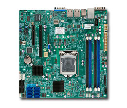 Supermicro Motherboard X10SL7 (Retail)