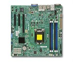 Supermicro Motherboard X10SLH-F (Retail)