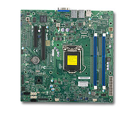 Supermicro Motherboard X10SLL-SF (Retail)