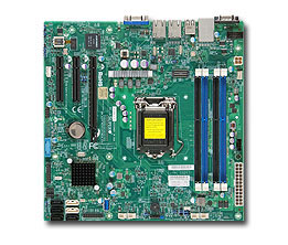 Supermicro Motherboard X10SLL+-F (Retail)