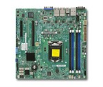 Supermicro Motherboard X10SLM-F (Retail)