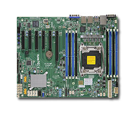 Supermicro Motherboard X10SRI-F (Retail)