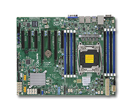 Supermicro Motherboard X10SRL-F (Retail)